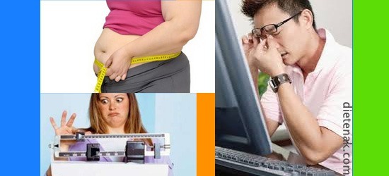 naik turun berat badan