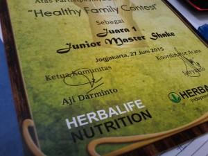 komunitas herbalife jogja