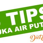 5 Tips Suka Air Putih