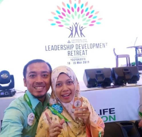 LDR Leadership event di Herbalife
