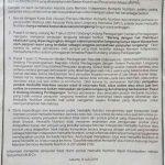 Pengumuman tentang penjualan produk Herbalife di e-commerce