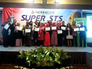 TOP 10 Volume HERBALIFE Yogyakarta di STS Yogya
